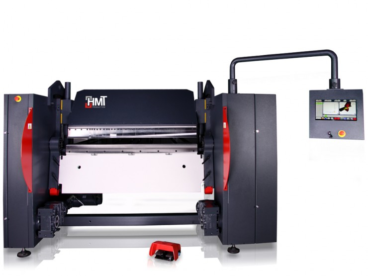 Motorized folding machines - MAXI